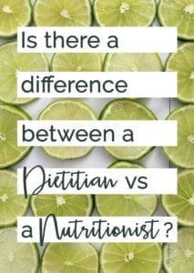 Is there a difference between a dietitian vs a nutritionist in Canada how to become a dietitian what a dietitian does dietitians are experts in nutrition