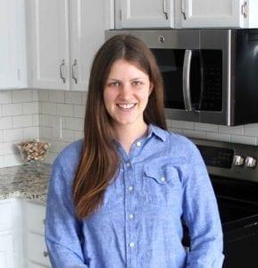 Vegan registered dietitian Nicole Stevens MScFN