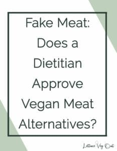 Is fake meat healthy and why would someone choose to eat vegan meat