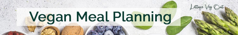 Create a nutritionally balanced vegan meal plan