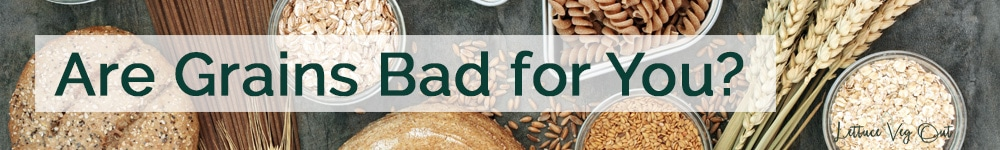 Are Grains bad for you? Review of gluten, lectins and carbohydrates