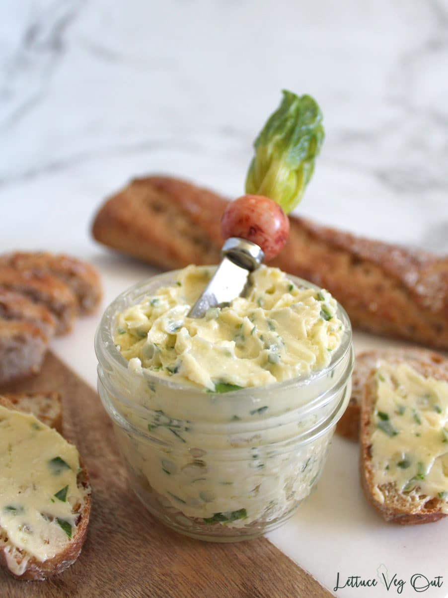 Vegan Garlic Butter Recipe Easy Garlic Spread